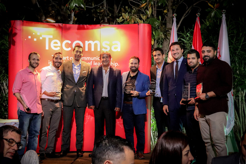 Tecomsa Awards winers- Iftar Gathering